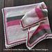 Princess Neopolitan Baby Blanket pattern