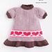 CB17 Dress n°26 pattern