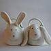 Bunny Easter Basket pattern