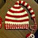 Stocking Cap (Santa Elf) pattern