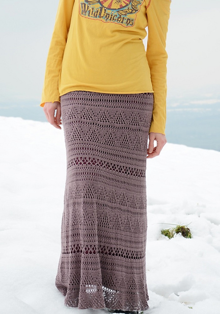 usa cheap sale pretty cool official supplier Textured maxi skirt pattern by conceptcreative.store
