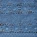 Loom crochet skirt pattern