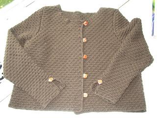Jean Frost class sweater