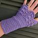 Arm Warmers pattern