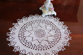 First Doily