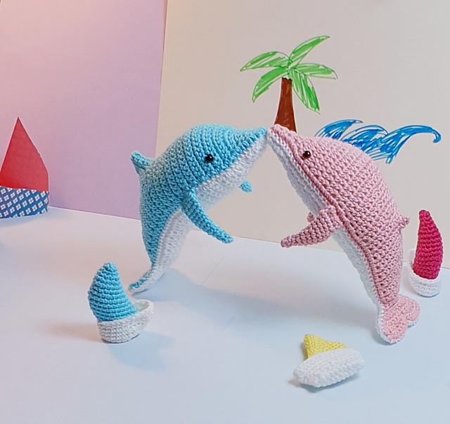 Amigurumis Crochet Patterns von PenseBonheur auf Etsy   604x640