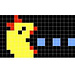 Ms. Pac-Man Wristband pattern