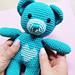Love thy Bear pattern