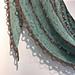 Abalone Shawl pattern