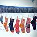 Vanilla Plus Socks pattern