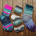 MINI PARTY! Sock Collection pattern