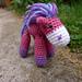 Little Ponies pattern