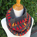 Fire And Ash Cowl pattern