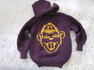 Knitted by Carolyn Olsen  https://www.ravelry.com/people/sykkelgal