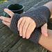 Men's Fingerless Gloves pattern
