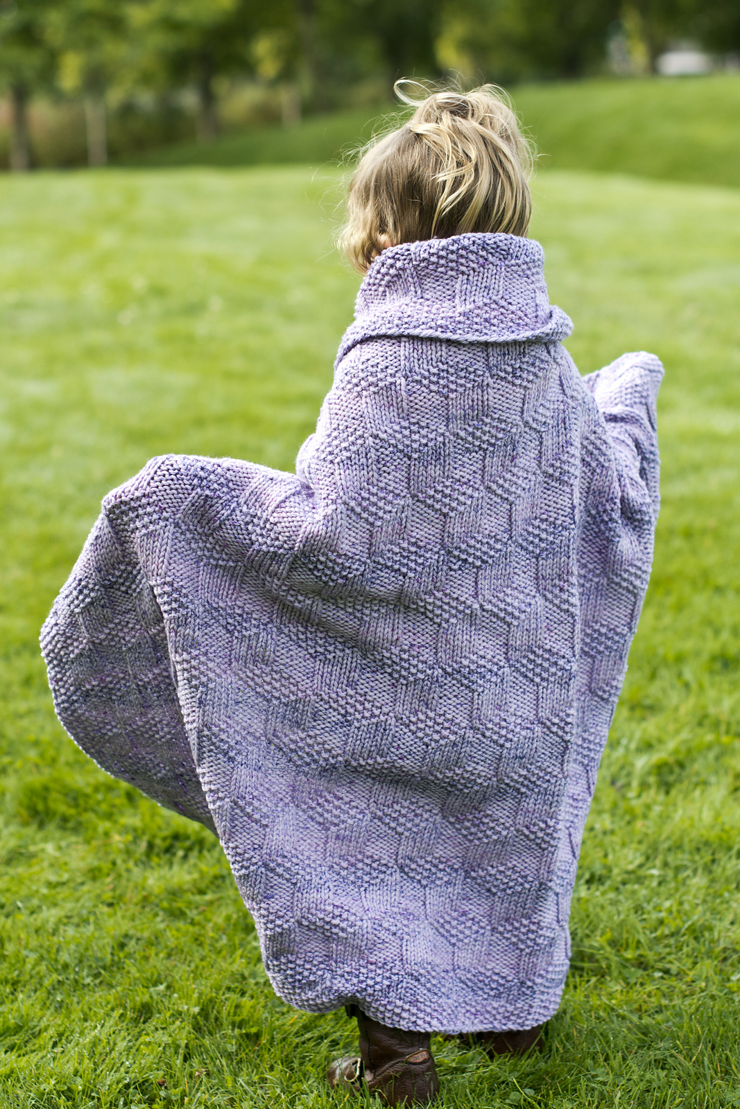 Easy Baby Blanket Knitting Patterns Knitfarious