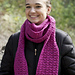 A Walk In The Heather Scarf pattern