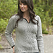 Graceful Cabled Tunic pattern