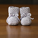 Bellissimo Baby Booties pattern