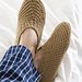 Slippers For Him pattern