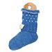 Charlie's Sheriff Boat Socks - Sidestream pattern