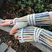 Rainbow Mitts pattern