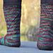 Sweet Coriolis Socks pattern