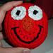 Elmo Children's Ball pattern
