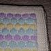 Bubble Stitch Blanky pattern