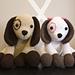 Henry & Hazel Amigurumi Puppy pattern