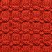 WAFFLE RIB Dishcloth pattern