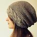 Wavy Moss Hats and Headband pattern
