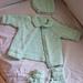 First Size Layette - Jacket pattern