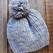 Anthropology Inspired Knitted Hat pattern