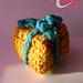 Paquet Cadeau de l'Avent pattern