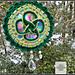 Celtic Shimmer Mandala pattern
