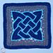 Celtic Knot Square pattern