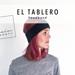 El Tablero headband pattern