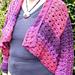 Kauni Top, Cardigan or Vest pattern