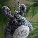 Totoro Sleutelhanger / Keychain pattern