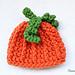 Pumpkin Preemie Hat pattern