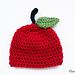 Apple of my Eye Preemie Hat pattern