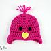 Preemie Chick Hat pattern