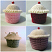 Amigurumi Cupcakes pattern