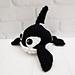 Ollie the Orca Scrubby Amigurumi pattern
