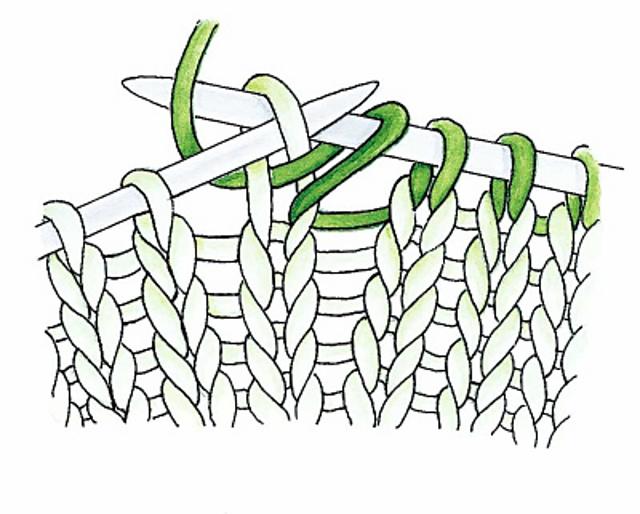 knitting instructions 16c medium2