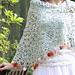 Dancing Flowers Shawl pattern