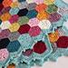 WeekEnder Blanket pattern