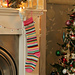 Candy Stripe Stocking and Twinkle Toe Socks pattern