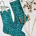 Lighting Strike Socks pattern